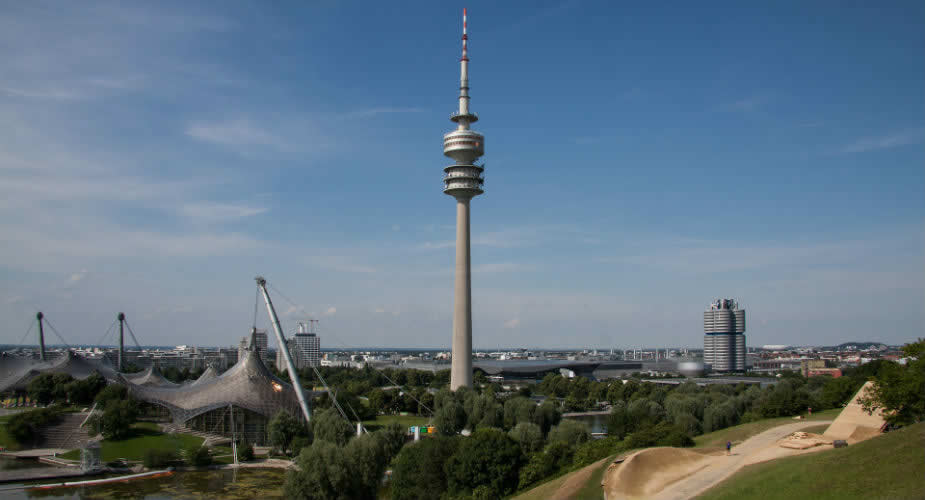 Olympiapark en Olympiaturn | Mooistestedentrips.nl