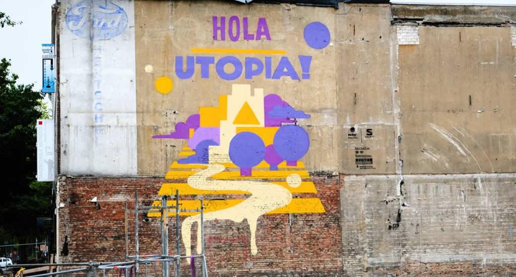 Street art Hannover, Celle Straße (foto door HMTG en Falk Heise) | Mooistestedentrips.nl