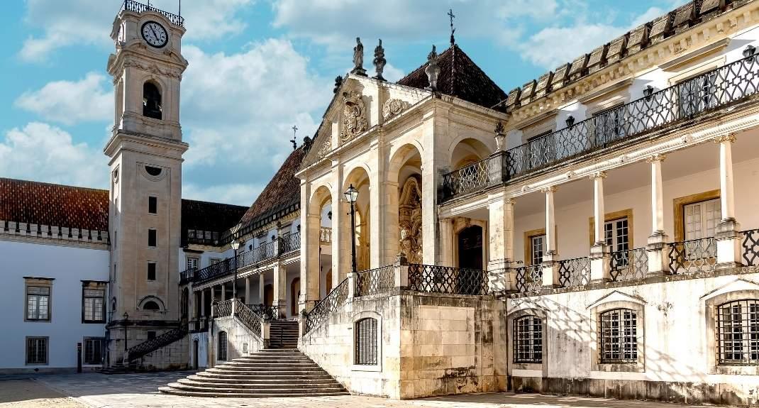 Coimbra   Mooistestedentrips.nl