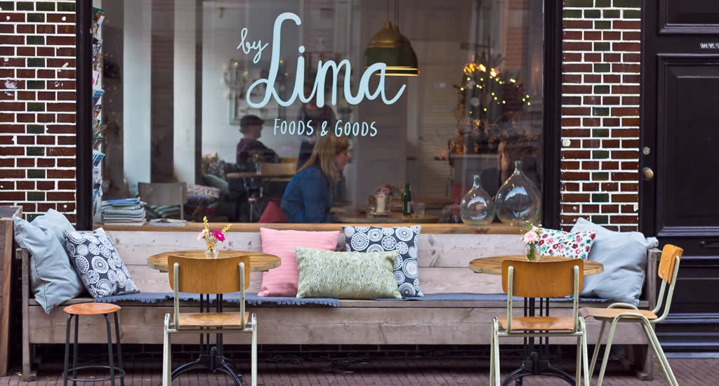 Restaurants Haarlem | Foto met dank aan By Lima