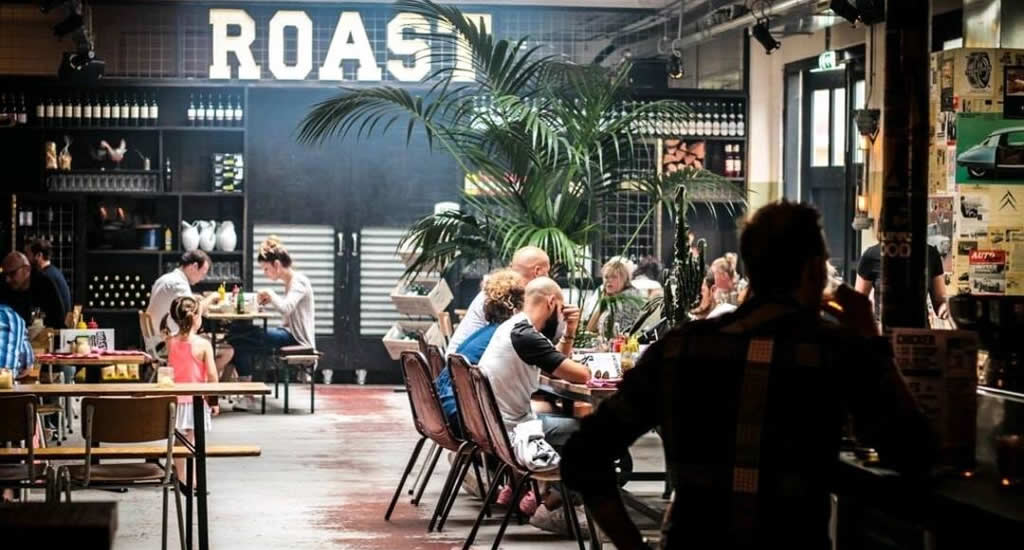 Restaurants Haarlem: foto met dank aan Roast | Mooistestedentrips.nl