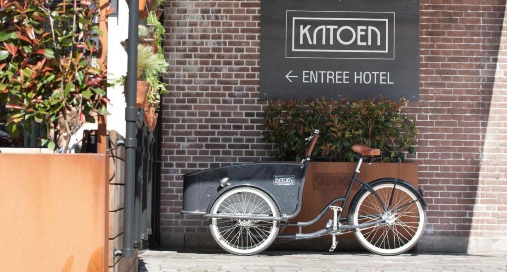 Hotel Katoen, Goes | Foto met dank aan Hotel Katoen