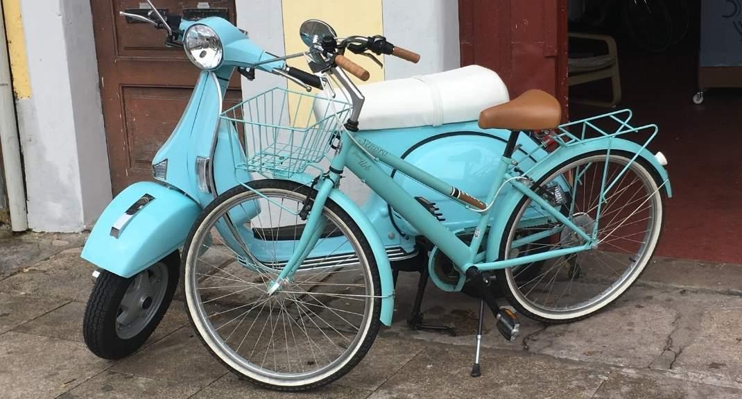 Fietsen in Porto   Baja bikes Porto   Mooistestedentrips.nl