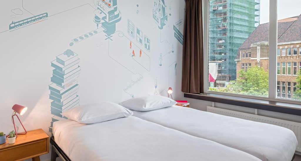 Hotels Utrecht: Stayokay Utrecht | Mooistestedentrips.nl
