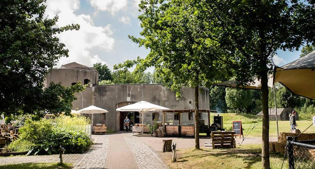Bezienswaardigheden Utrecht: Fort aan de Klop | Mooistestedentrips.nl