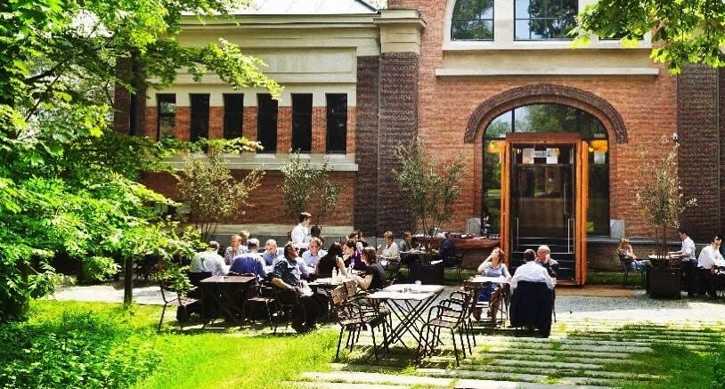 Restaurants Gent | Foto met dank aan Volta