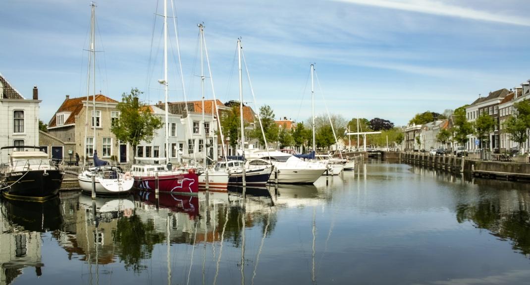 Bezienswaardigheden Goes: Stadshaven | Mooistestedentrips.nl