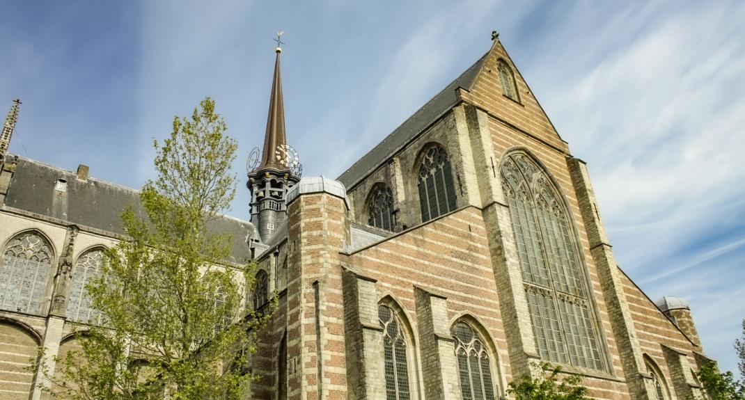 Bezienswaardigheden Goes: Kruisbasiliek | Mooistestedentrips.nl