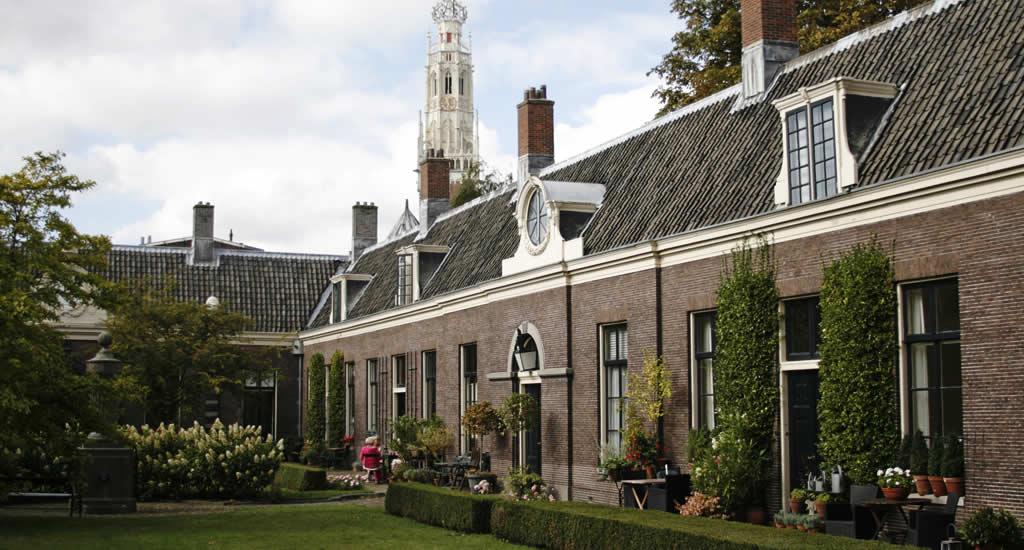 Hofjes van Haarlem | Mooistestedentrips.nl