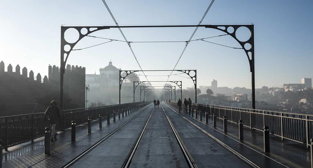 Stedentrip Porto, Ponte Luís I   Mooistestedentrips.nl