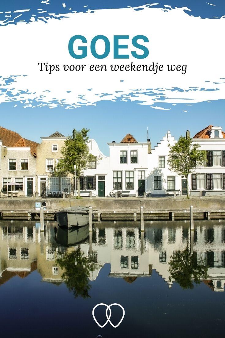 Weekendje Goes | Bekijk de leukste bezienswaardigheden in Goes, Zeeland