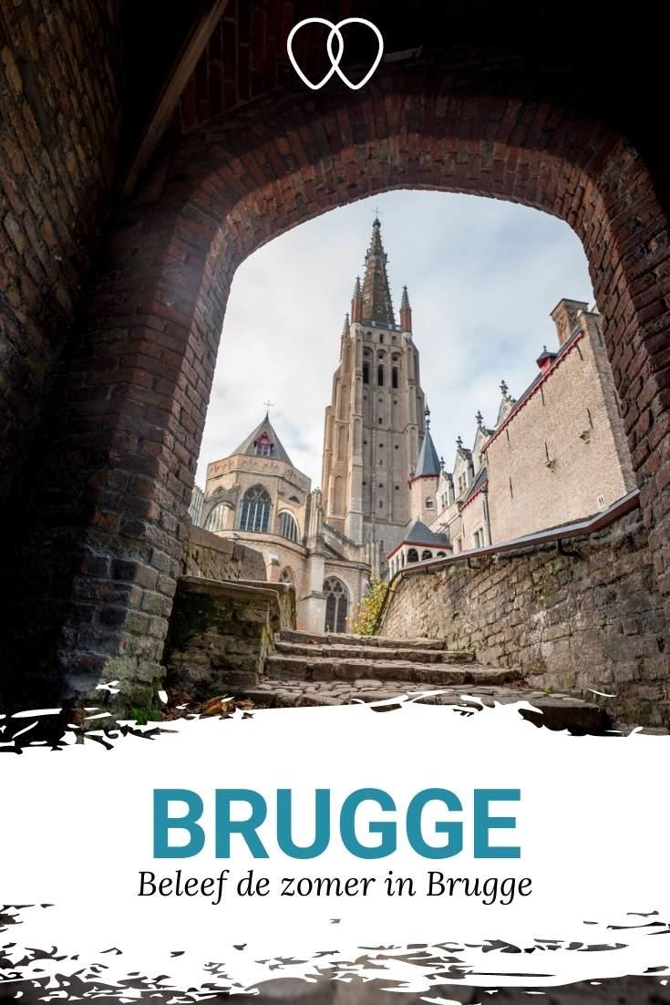 Zomer in Brugge, 7 tips voor een heerlijke zomer in Brugge (foto met dank aan Jan Darthet) | Mooistestedentrips.nl