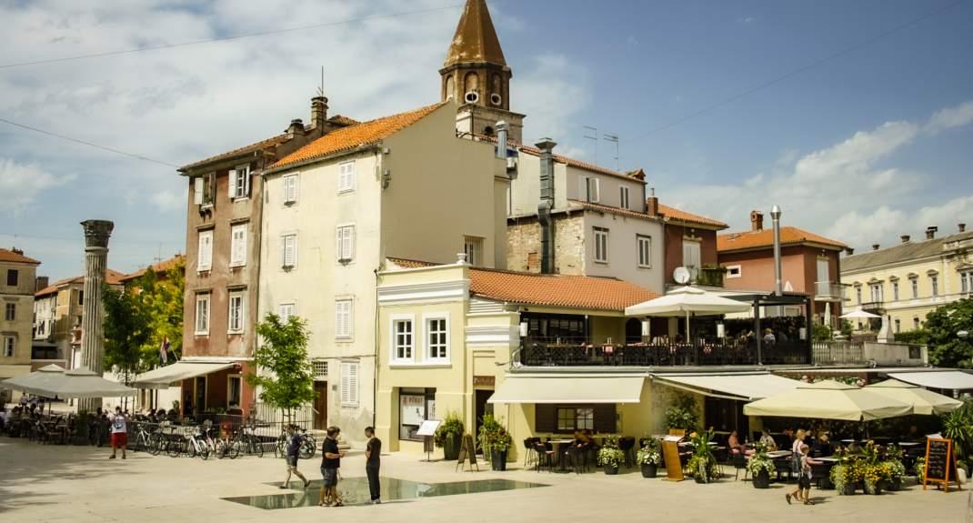 Bezienswaardigheden Zadar, de leukste dingen om te doen in Zadar, Kroatië | Mooistestedentrips.nl