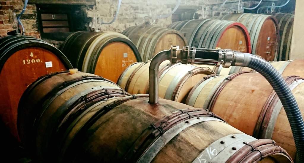 Wijn proeven aan de Elzas Wijnroute | Mooistestedentrips.nl