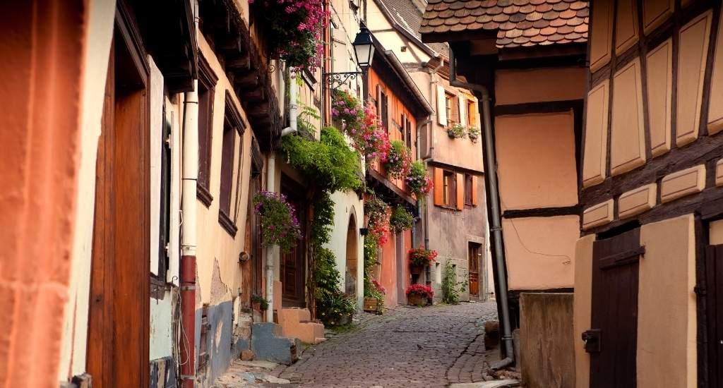 Elzas Wijnroute, Eguisheim | Mooistestedentrips.nl