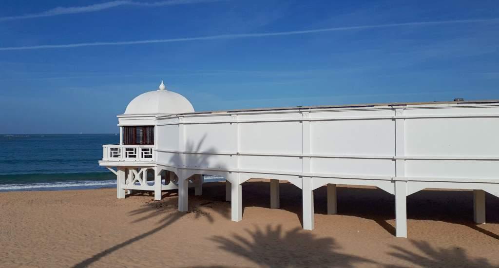 Strand Cadiz: Playa la Caleta | Mooistestedentrips.nl