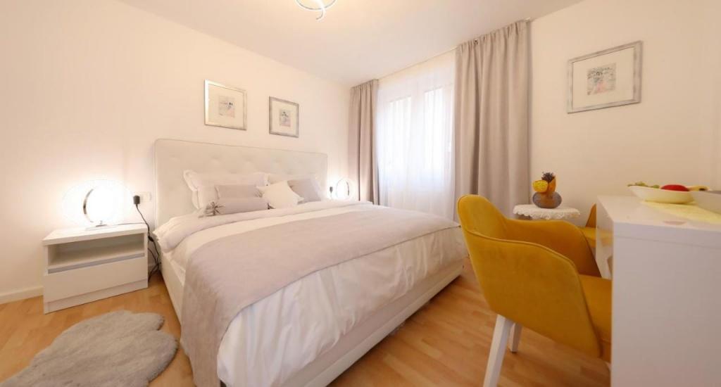 Hotel in Zadar, Kroatië   foto met dank aan Rosita Deluxe Rooms   Mooistestedentrips.nl