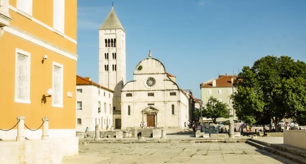 Zadar, Kroatië   Tips voor een stedentrip Zadar, Kroatië