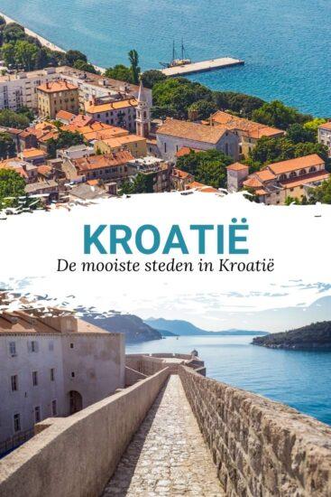 Stedentrip Kroatië | De mooiste steden in Kroatië | Mooistestedentrips.nl