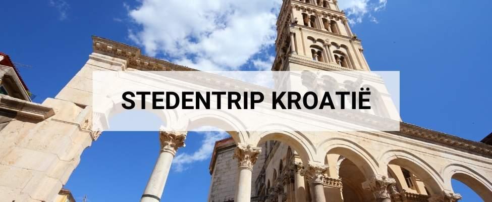 Stedentrip Kroatië, ontdek de mooiste steden in Kroatië | Mooistestedentrips.nl