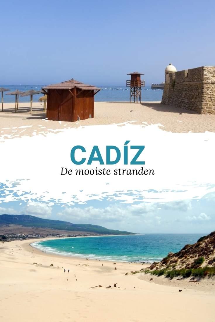 Strand Cadíz, Spanje | Naar het strand in Cadíz? Dit zijn de mooiste stranden in Cadíz | Mooistestedentrips.nl