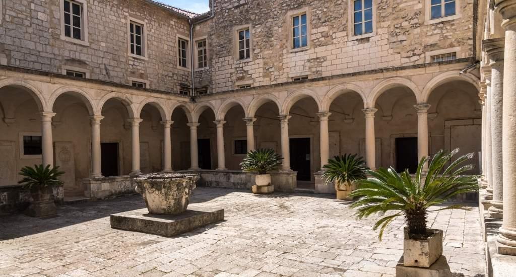 Bezienswaardigheden Zadar, Franciscaner klooster   Mooistestedentrips.nl