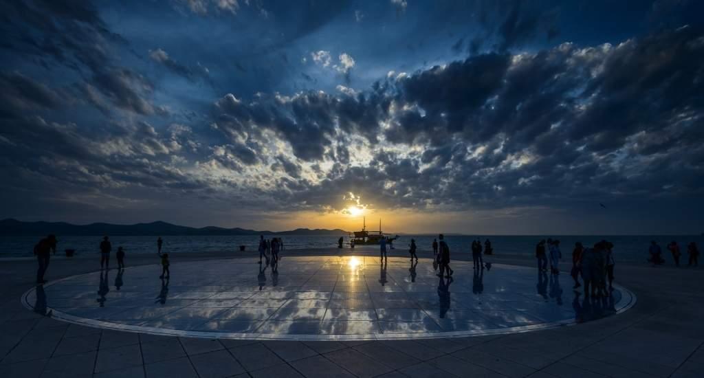 Zadar Sun Salutation   Mooistestedentrips.nl