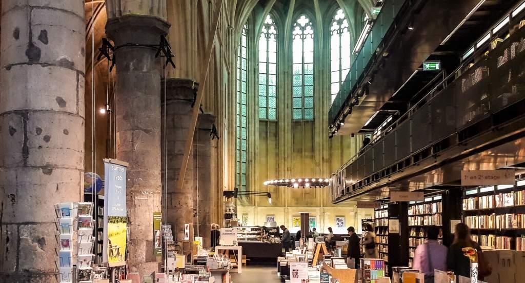 Boekhandel Dominicanen Maastricht   Mooistestedentrips.nl