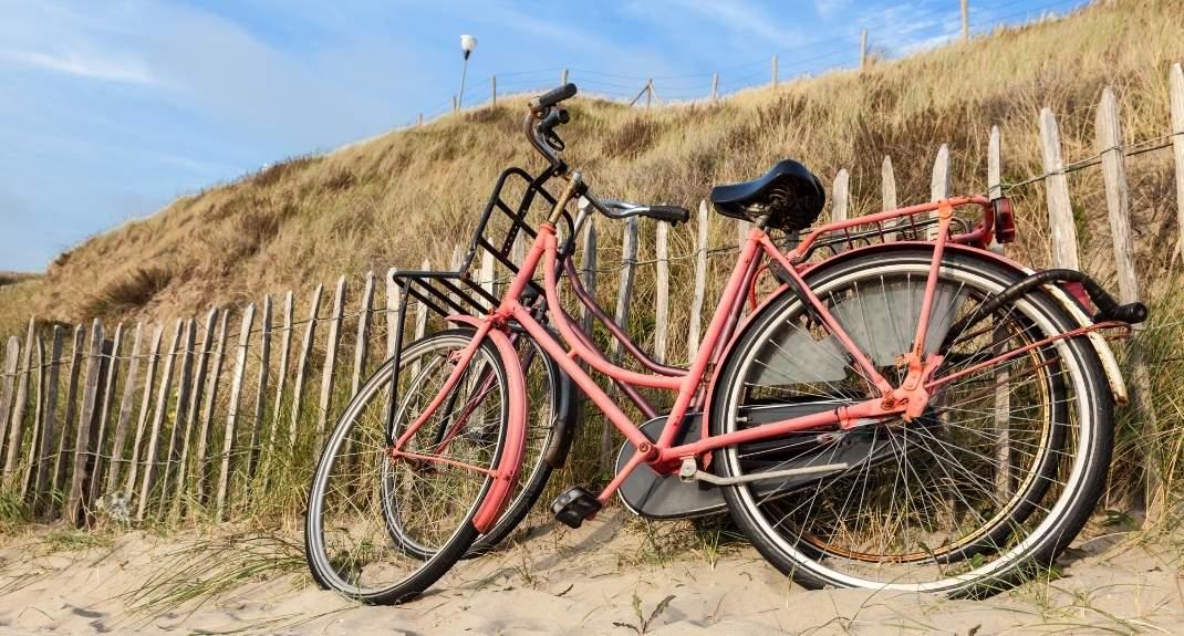 Fietsen in Zandvoort, fiets huren in Zandvoort   Mooistestedentrips.nl