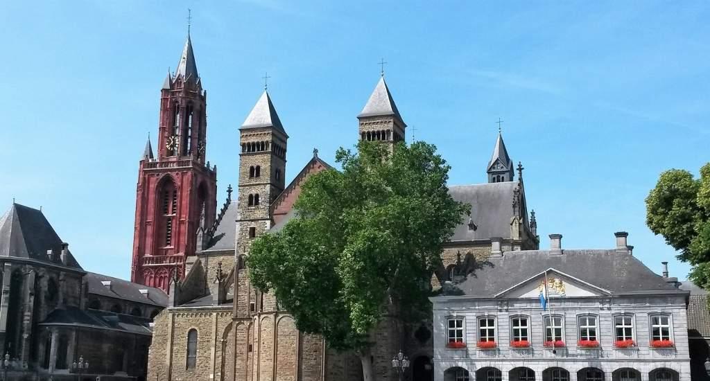 Vrijthof Maastricht   Mooistestedentrips.nl