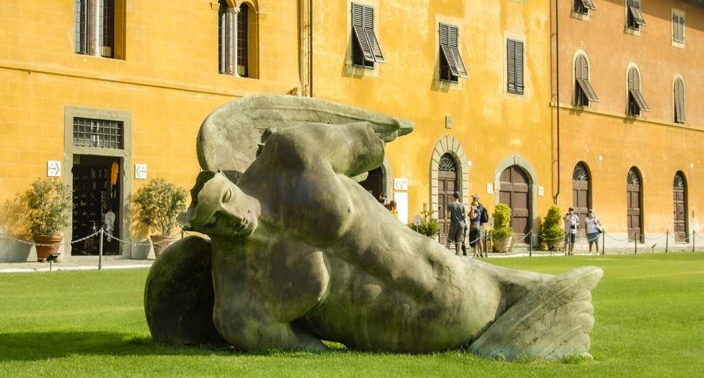Pisa bezienswaardigheden: Museo delle Sinopie | Moois