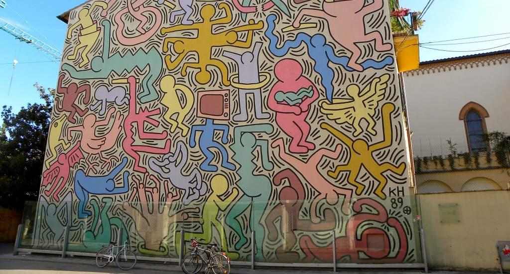 Tuttomondo: Keith Haring | Mooistestedentrips.nl